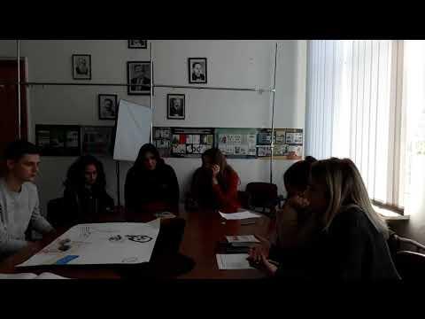 Обговорення малюнків-асоціацій від поезії Андруховича