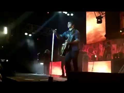 Luis Fonsi Tu Amor 18-11-11 LUNA PARK