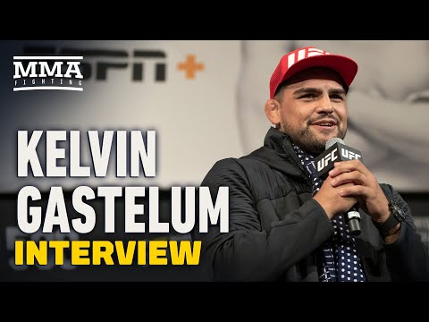 Kelvin Gastelum Targeting March Return, Rooting for His 'Brother' Marvin Vettori in Same Division