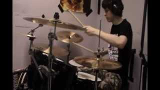 To The Lions - Breathless Drum Cover