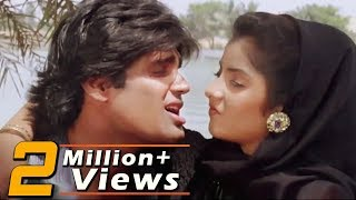 Kya Cheez Hai Mohabbat Yeh , Divya Bharti , Sunil Shetty , Balwaan , Bollywood Songs