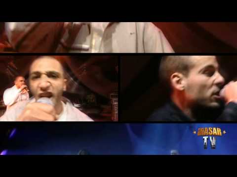 Youtube: Masar & Veust [Mic Forcing] & Sako [Chiens De Paille] – Live In Marseille
