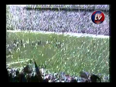 1982 San Lorenzo vs El Porvenir (Gol de Insua)