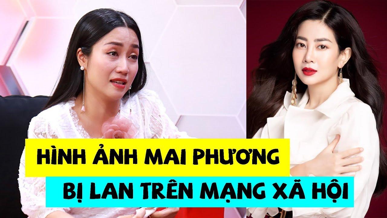 Ốc Thanh Vân bức xúc vì hình ảnh Mai Phương qua đời bị phát tán trên mạng