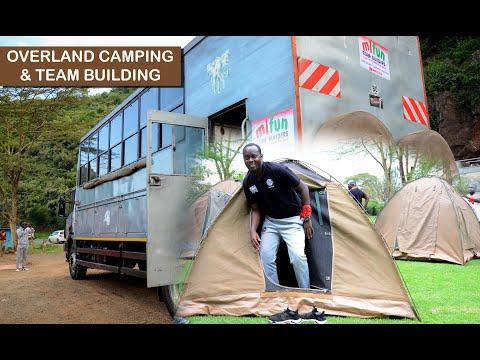 OVERLAND CAMPING IN NAIVASHA KENYA (GS1 KENYA)