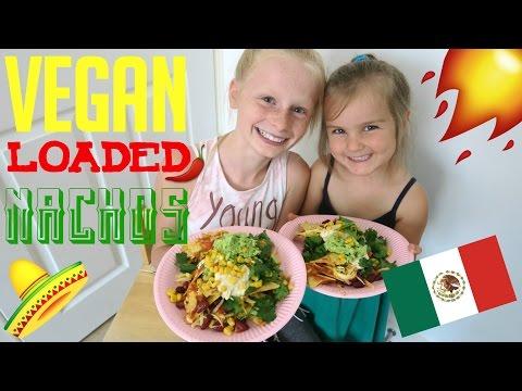 Vegan Loaded Nachos Recipe