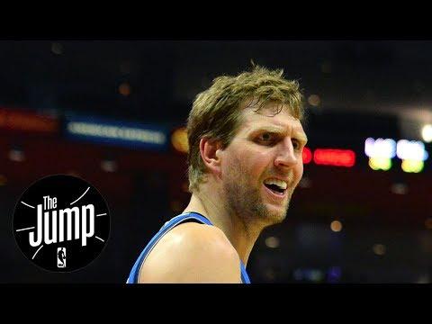 Dirk Nowitzki says NBA players aren