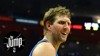 Dirk Nowitzki says NBA players aren't 'loyal' anymore | The Jump | ESPN