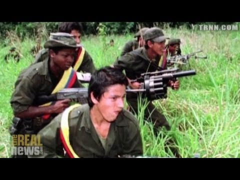 CIA Aiding Colombian Government in Assassinations of FARC Leadership