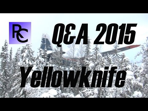 End of 2015 Q&A from Yellowknife NWT