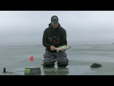 First Ice Walleyes - In-Depth Outdoors - Season 10, Episode 5