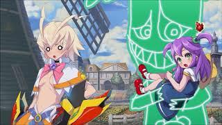 Arcana Heart 3 Love Max!!!!! Six Stars Minori gameplay