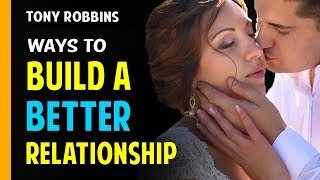 Tony Robbins Relationships 2018 - MORNING MOTIVATION | Tony Robbins Motivational Speech for 2018