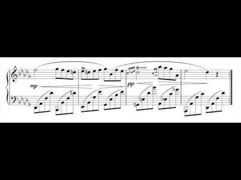 Score: Chopin Funeral March (Piano Sonata No.2 Movement 3)