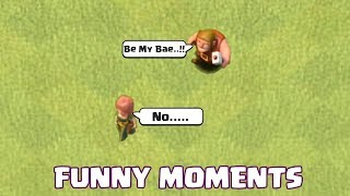 Clash of Clans Funny Moments Montage | COC Glitches, Fails, Wins, and Troll Compilation #45