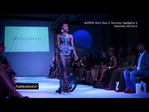 Ghana Fashion & Design Week Day 2   Runway Highlights II   #GFDW
