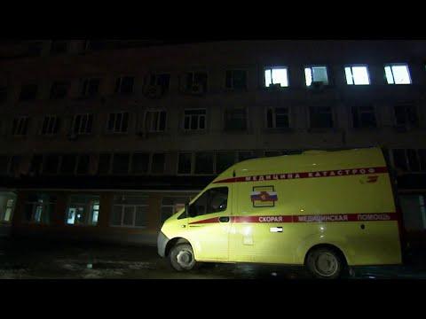 В Нижнем Новгороде после ДТП машину вынесло на группу детей.