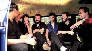 The Bookhouse Boys - Interview - Bestival 2010 - Off Guard Gigs