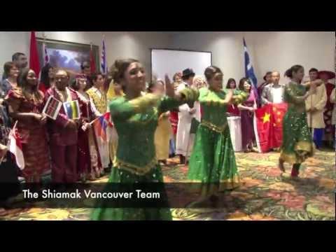 Shiamak Vancouver - Habibi Dah - Bollywood Dance