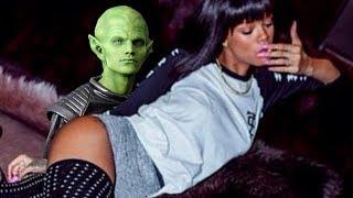 Rihanna's Next LP Is A Concept Album Based on A Kids' Movie About Aliens