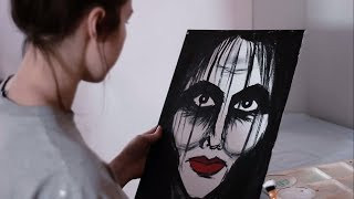 Painted  |  A Horror Short Film