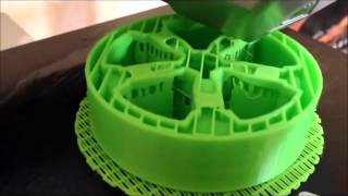 3d printing with an fdm technology