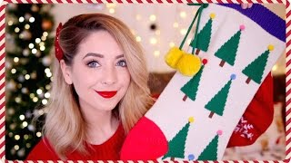 Repeat youtube video Gifts & Stocking Fillers Under £20 | Zoella