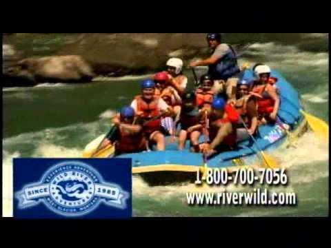 Come Whitewater Rafting In Glacier National Park