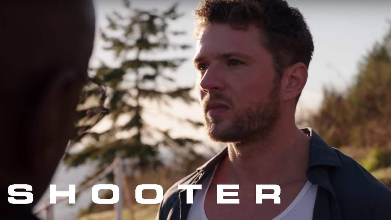 Shooter | Cast Intervi... Ryan Phillippe Shooter