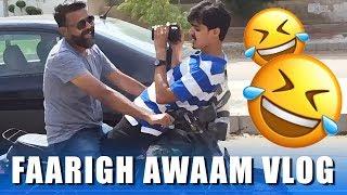 Farigh Awaam Vlog | Behind The Scenes | Bekaar Films