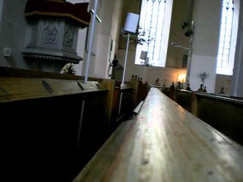 Oleviste kirk  -  St. Olav`s Church Tallinn Organ music (Johann Pahelbell)