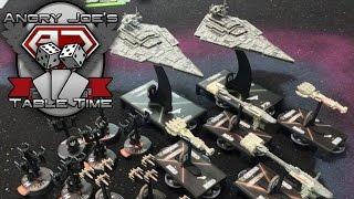 Star Wars: Armada [AJ's TableTime!]