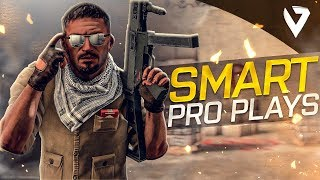 CS:GO - SMARTEST Pro Plays - Fragmovie
