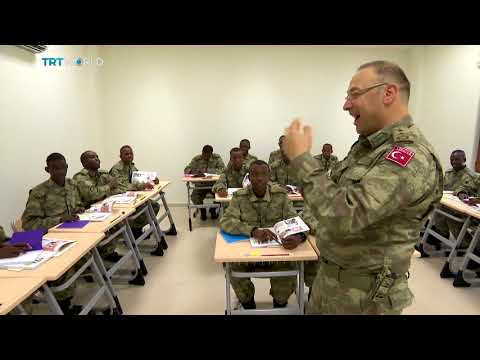 Ahmed Al-burai reports on Turkey's military base in Somalia