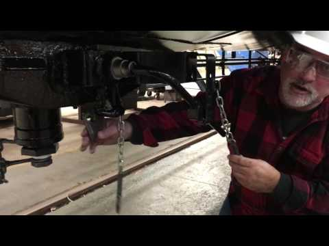 Opening a Bottom Outlet Valve on an American Railcar Leasing DOT 117 Tank Car