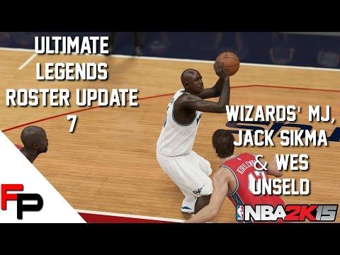 NBA 2K15 - Wizards