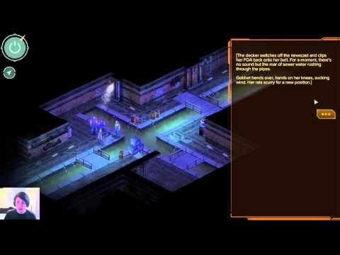 Let's Play Shadowrun: Hong Kong Part 4 - Hunted