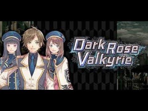 Dark Rose Valkyrie Playthrough! HD JRPG |