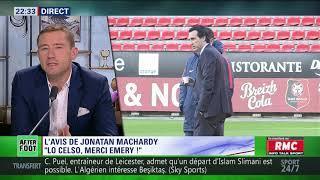After Foot du jeudi 18/01 – Partie 2/6 - L'avis tranché de Jonatan MacHardy sur le jeux du PSG