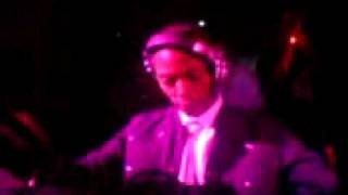 Jeff Mills live @ The Best Zagreb 28.3.2009.opening
