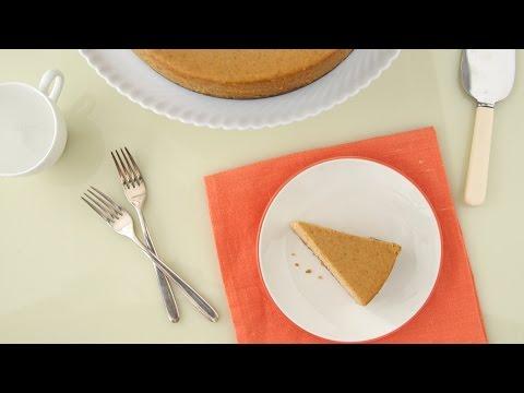 Pumpkin Cheesecake-Everyday Food with Sarah Carey