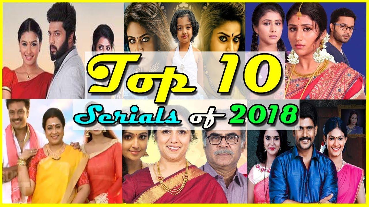 Top 10 Tamil Serials of 2018    Best Tamil Serial 2018    Sun Tv    Vijay  TV    Zee Tamil