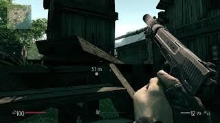 Sniper Ghost Warrior 1 Walkthrough Gameplay Part 6  - A Simple Rendezvous