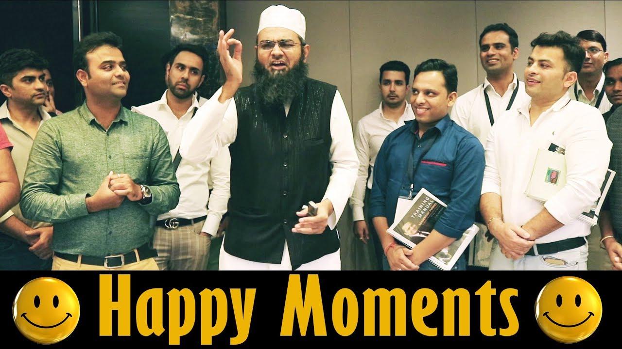 Happy Moments | Thanks Giving | Leadership Funnel | Dr Vivek Bindra |