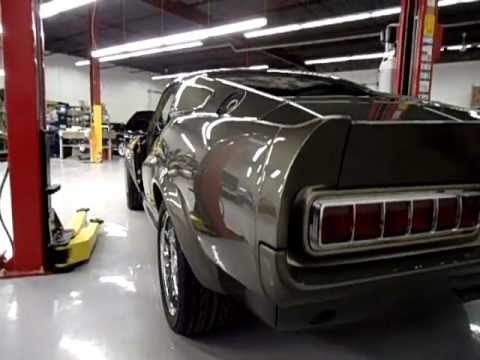 67 Mustang Eleanor, 68 Camaro RS SS - Radical Rods Rides and Restoration - Roadrumble