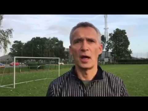 NATO Secretary General video message to participants in Invictus Games Toronto 2017