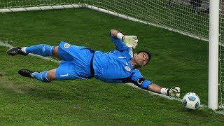 Top 5 - Best Goalkeeper Saves by freekickerz