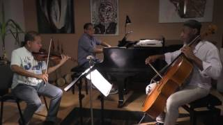 ARIOSO: Cuban chamber music by Gustavo Corrales Romero