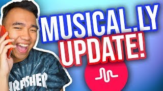 HOW TO USE THE NEW MUSICAL.LY UPDATE? (Go Live,  Lag Fix + MORE!)