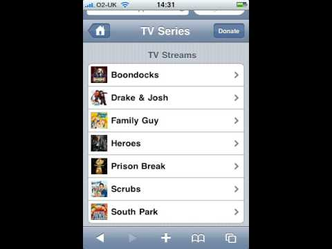 stream movies amp tv to iphoneipod touch no jailbreak youtube
